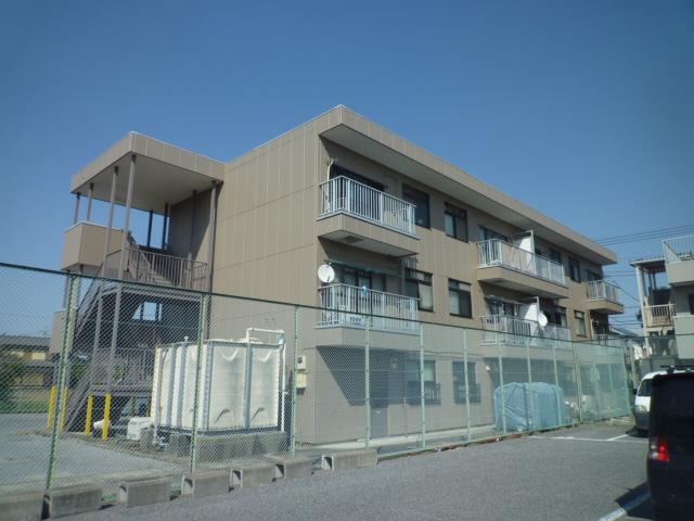 第一パークマンション西原外観写真