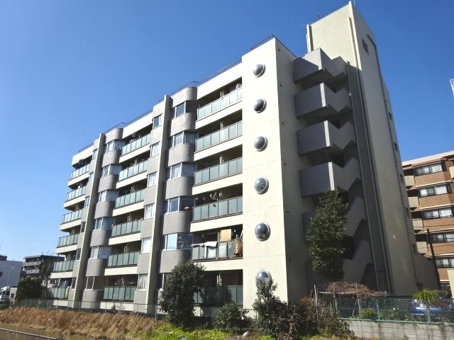 新渡辺マンション外観写真