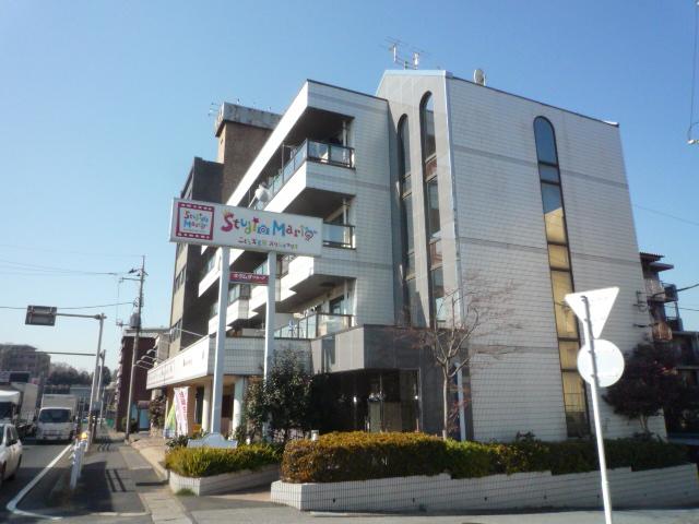 ルナマンション松戸外観写真