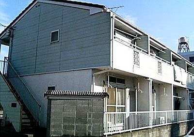 富士見台コーポ外観写真