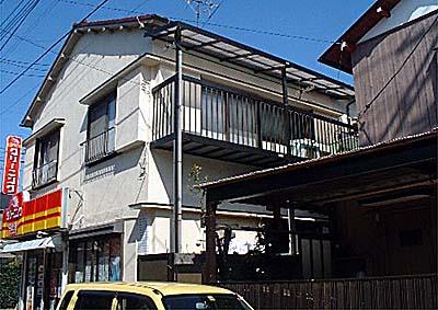 山本荘外観写真