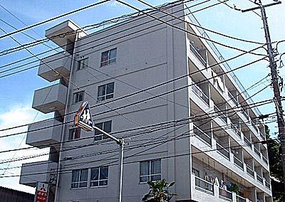 藤枝マンション外観写真