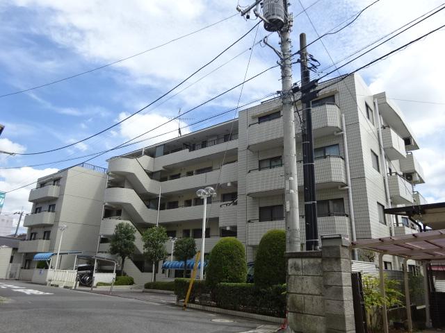 ロイヤルグリーン松戸外観写真