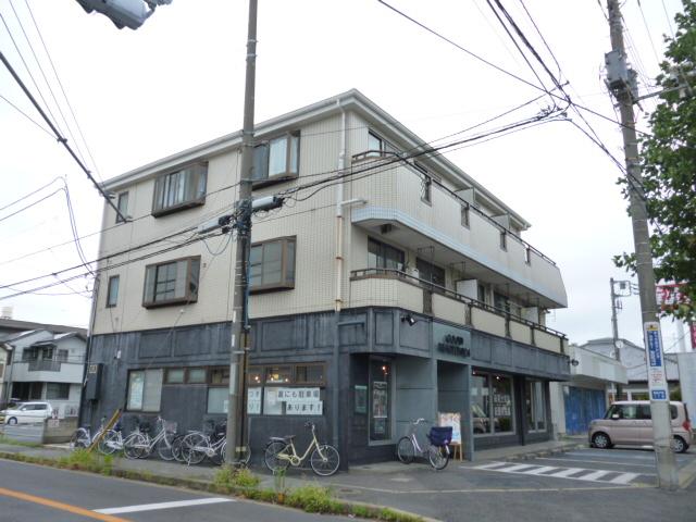 ラフィーヌ・新松戸南外観写真