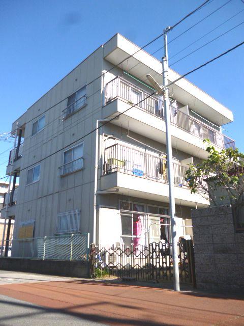 ベルジュール新松戸外観写真