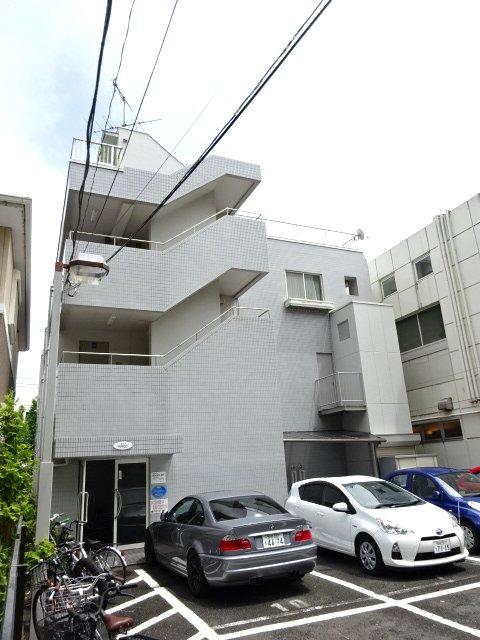 新松戸アルコビル外観写真