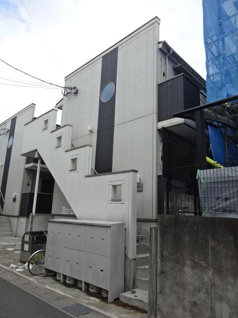 クレフラスト松戸吉井町B棟外観写真