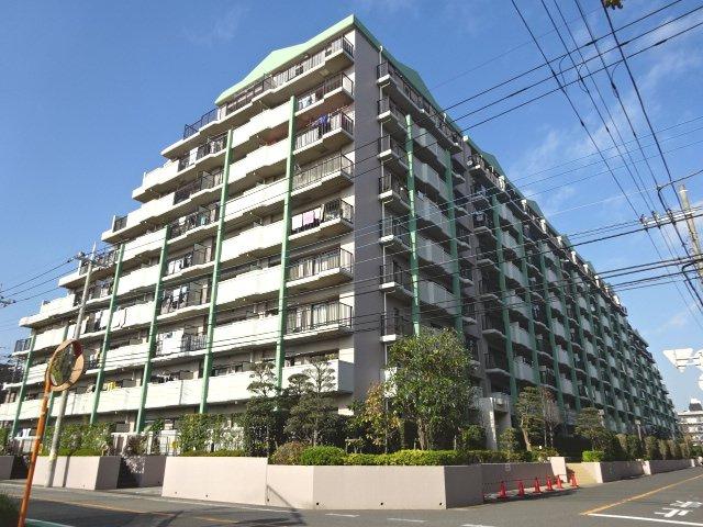 ハートフルシティ松戸六高台スクエアⅠ外観写真
