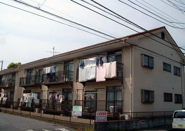 フローラ弐番館外観写真