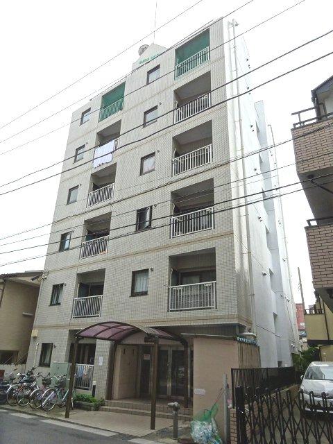 キャッスルマンション松戸外観写真