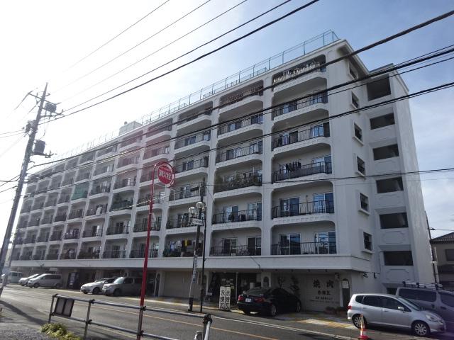 シャンボール新松戸外観写真