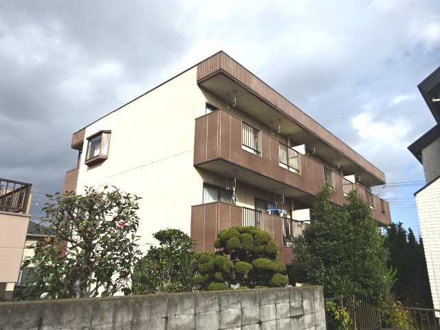 松戸コーポ外観写真