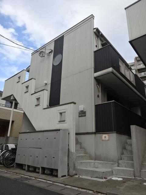 クレフラスト松戸吉井町A棟外観写真