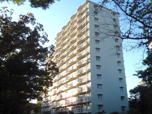 サンライトパストラル壱番街B棟外観写真