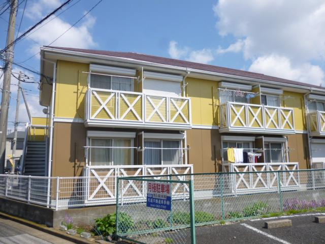 HOUSE KURIYAMA A棟外観写真