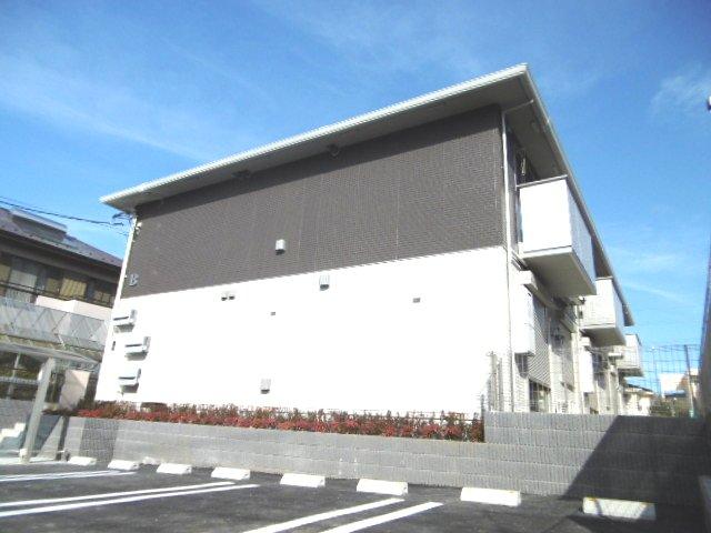 エトワール松戸B外観写真