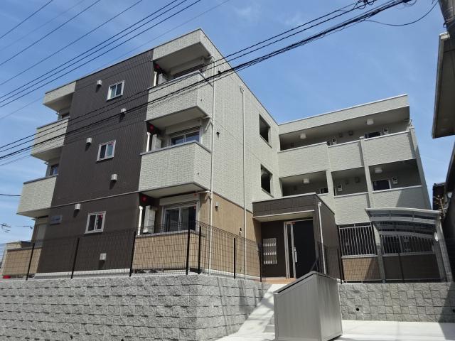 AXIS北松戸外観写真