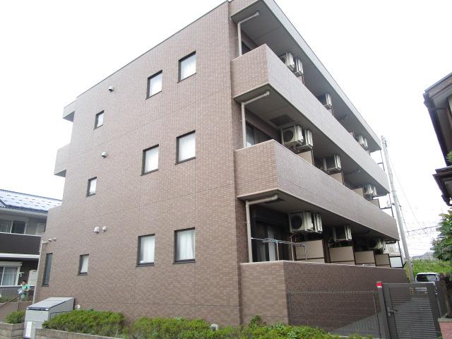 VILLA DEL SOLE新松戸外観写真