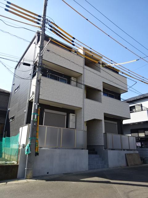 AJ新松戸Ⅱ外観写真