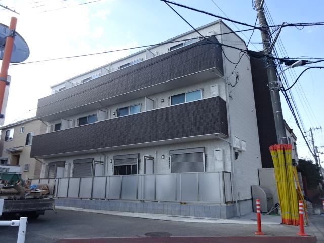 グレース新鎌ヶ谷外観写真