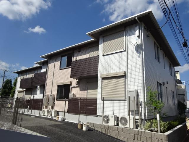 仮称)新松戸北Hハイツ外観写真