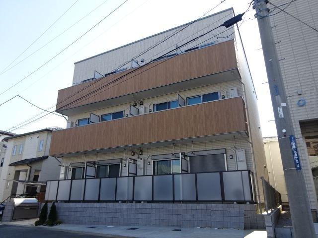 AJ新鎌ヶ谷Ⅱ外観写真