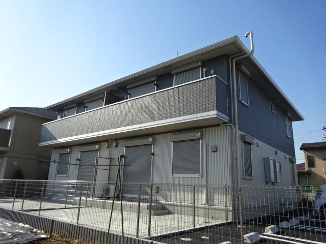 ウィット高塚新田外観写真