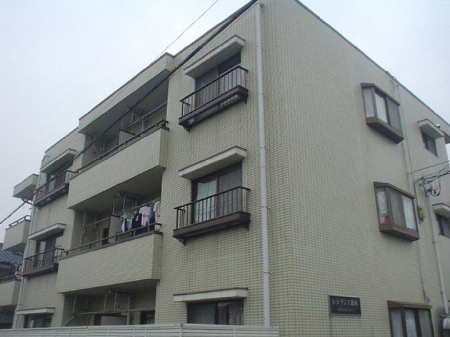 レジデンス福岡外観写真