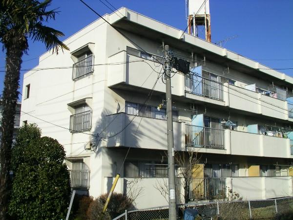 戸山コーポ外観写真