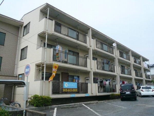 福岡マンション外観写真