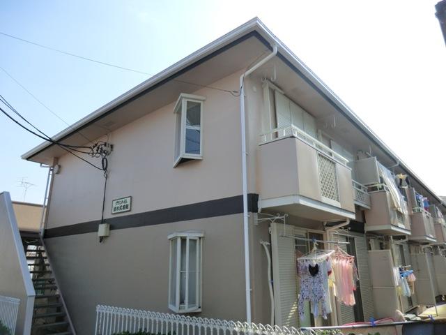 グランハイム清水弐番館外観写真