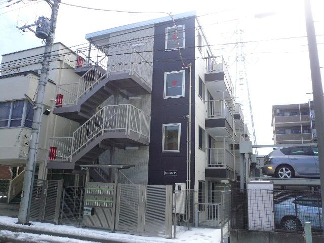 REM桜木町外観写真