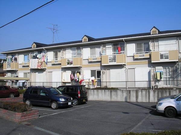 グランハイム黒須外観写真