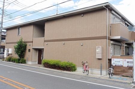 フォッサート・トレ 弐番館外観写真