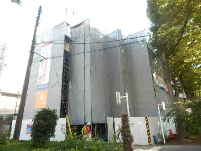 オンブレロ参道Ⅱ外観写真