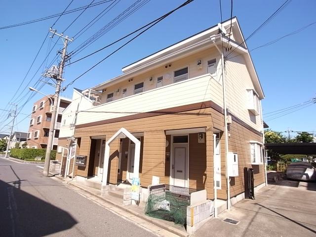 コーポヤチヨⅠ外観写真