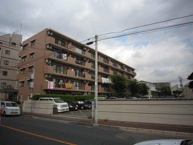 ハイクレスト喜沢南外観写真