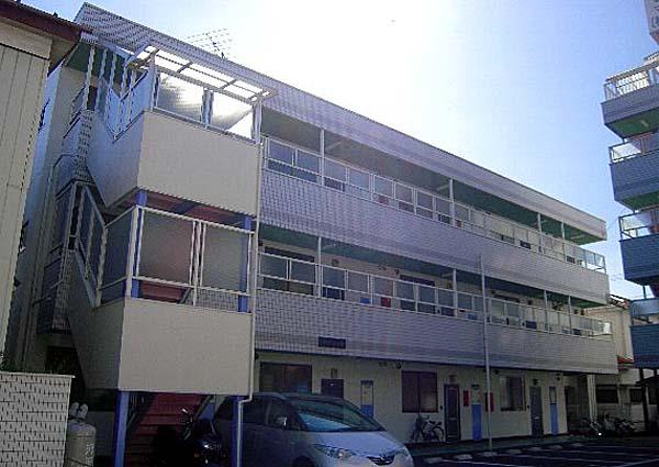 フローレスマンション(壱・弐番館)外観写真