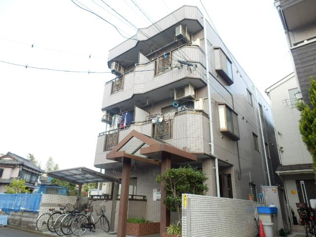 ハイムフローラ西川口外観写真