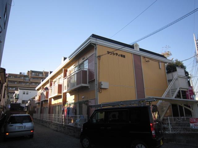 サンシティー塚越外観写真