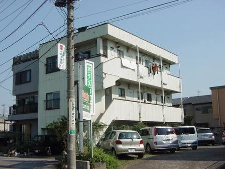 田村コーポ外観写真