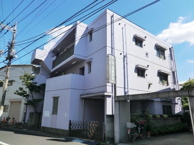 永井ハウス外観写真