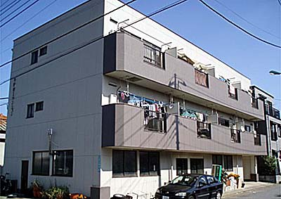 矢野第2マンション外観写真