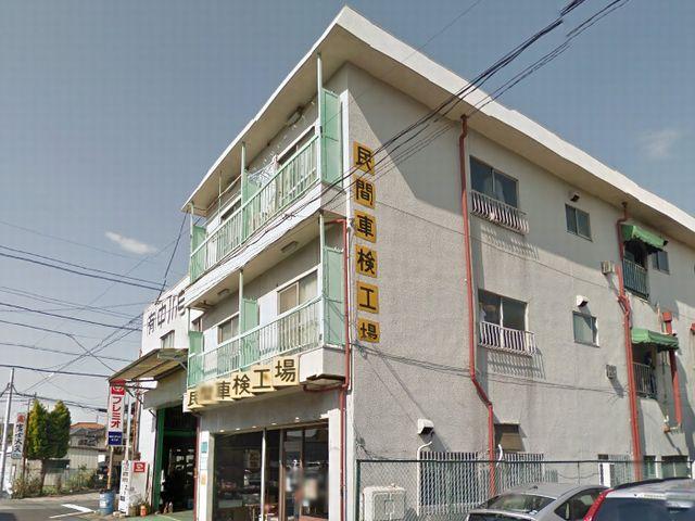 中川マンション外観写真