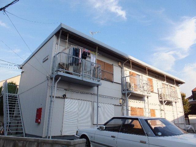 サンハイツ池田外観写真