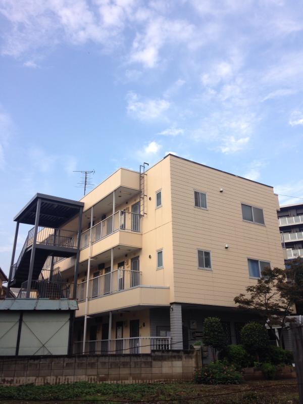 タケノヤハイツ朝日第1外観写真