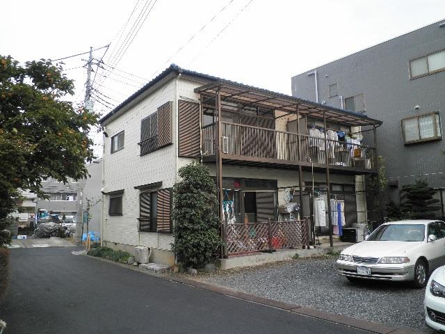福井コーポ外観写真
