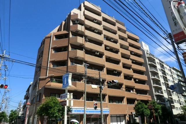 ライオンズマンション川口栄町外観写真