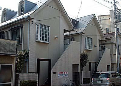NT西川口コーポA外観写真