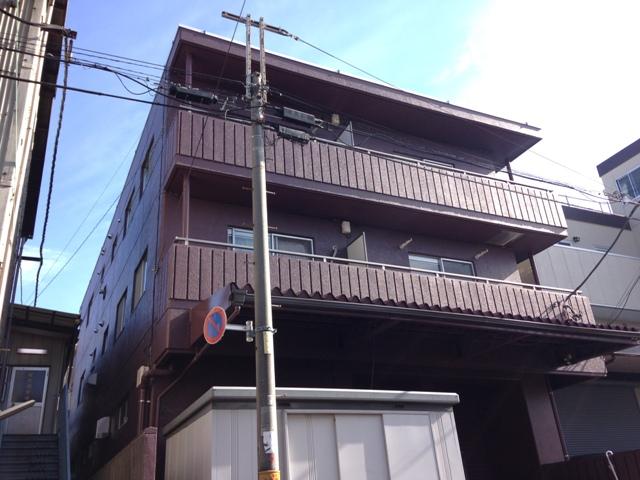 フローラム神戸外観写真